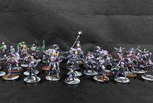 Infinity - Aleph, Purple color scheme