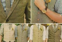 Bride Groom Inspiration / Great style ideas