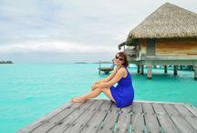Bora Bora trip / by Maria Potvin