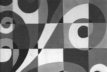 Kuvis, abstraktiot ja geometria
