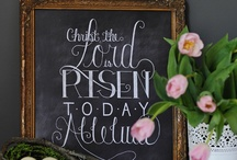 Happy Easter / Easter. / by Lindsey McCarrell