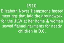 JLW Centennial Facts