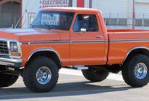 caminhões da Ford