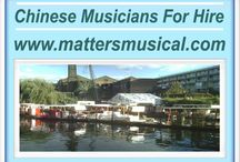 Chinese Musicians For Hire