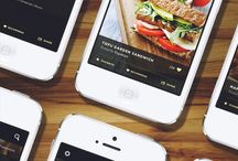 App design / Mobile app design
