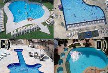 Piscine splendide / wonderful swimming pool in Free magazine / In giro per il mondo alla scoperta delle piscine più creative. Sei un professionista e vuoi farci vedere la tua piscina, mettiti in contatto con noi registrandoti sul sito della casa editrice http://www.infopage.com/tag/Piscine Vuoi costruire una piscina? leggi in nostri consigli al link: http://you.infopage.it/aspx/open/sandbox/infopage/Piscine