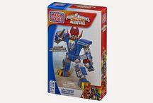 New Mega Bloks Power Rangers Building Set launched-#5664Q-Rex-Megazord