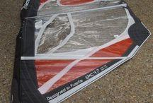 Voiles de windsurf d'occasion / Retrouvez nos voiles de windsurf d'occasions