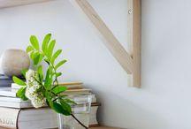 shelves etc