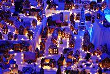 Pepperkakebyen (Gingerbread City) in Bergen
