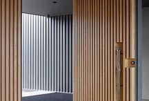 homie wooden exterior door