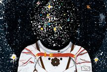 Spaces Illustrstion