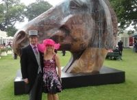 Royal Ascot / The Queens horse racing event that takes place for 4 days in June
