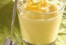 Mousse / Zitronen-Mousse