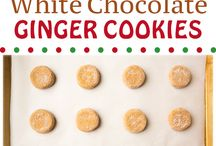 Ginger cookies soft