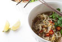Asia - Suppen, Wok und Curry