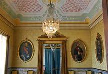 historical interiors