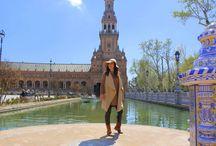 Sevilla moments / Un nuevo #lookpropuesta con chaleco longsize llega a http://www.laprincesarosa.com/entradas/sevilla-moments.html #moda #bloggermoment #longsize #tendencia #tonostierra #lookpropuesta #modaquemola Michael Kors #shoppingbag #tendencias #sevilla #spain #blogger #cute #likes #tagsforlikes #fashionista #efectopiel #sombrero #hat #laprincesarosa #parquemarialuisa #sevillamoments #fashiontime #bloguerasdemoda
