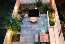 Back garden ideas