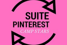 SUITE PINTEREST CAMP STARS / This is a collaborative group Pinterest board for members of the Pinterest training taught by direct sales social media coach Brenda Ster!  Please share only YOUR ORIGINAL content graphics and/or blog posts. ;-)  Contact Betsy Dirks at essentialoilswithbetsy@gmail.com to join this board.  Not sure what I'm talking about,  but you would love Pinterest training and want to join?  Use my affiliate link at no extra cost to you:  http://www.essentialoilswithbetsy.com/winningwithpinterest