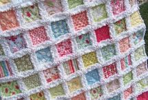 Raggy quilts
