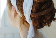 reenacting: hairstyle / 3-4th century roman reenactment pannonia women