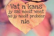 Afrikaans, my Taal !!☆