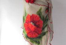 Creative Knits poppies