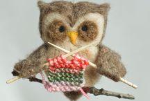 Knit, knit, knit.