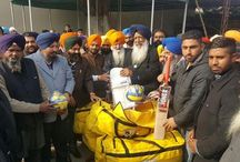 Sports kits distributed to youth of Punjab in Attari