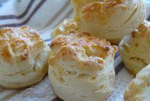 sós sütemény pogácsa recept