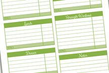 Fitness Planner / by Karla Gaskell