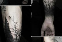 Tatouages Végétaux