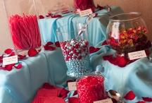 Красно-голубая свадьба