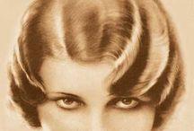 Vintage hair 30-40 / by Nicole F