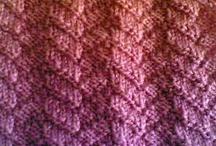 Stitches / Knitting stitches