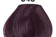 cor de cabelo inspiração