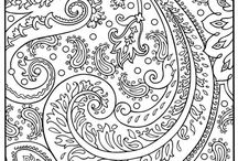 Creative Therapy Colouring