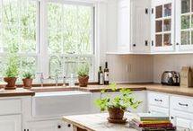 New flat kitchen