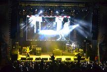 Mago de Oz en Bogotá / El pasado 05 de junio se llevó a cabo el concierto que forma parte de la gira Ilussia 3D en Bogotá.  Un gran público, una impresionante película y un performance excelente marcaron la noche.  Fotógrafo: Jhon Muñoz