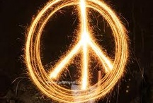 creative peace signs!  / by Lindsay Rotker