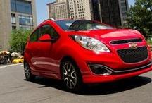 Chevrolet Spark / Première mini de Chevrolet au Canada, la Spark est une globetrotteuse au faible appétit capable de se faufiler vraiment partout. / by Action Chevrolet Buick GMC