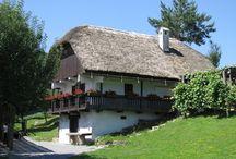 Stajerska region in North East Slovenia