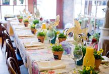 garden party ideas / by Candace Chamberlain