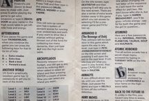 Atari ST - cheat booklet by Atari ST Review / Atari ST Review magazine released a booklet with lots of cheats