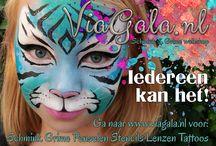 Promotie materiaal / Dit bord bevat pins met promotie materiaal van http://www.viagala.nl, zoals bijvoorbeeld flyers e.d.