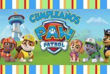 Fiesta Patrulla Canina / Decoración e ideas para un cumpleaños de la patrulla canina