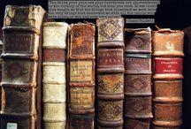Books Books books / by Rebecca Ackerman