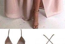 Dlouhé šaty na promoci
