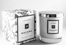 Lavender by Havana Home / This calming scent of lavender will instantly relax and recharge you.